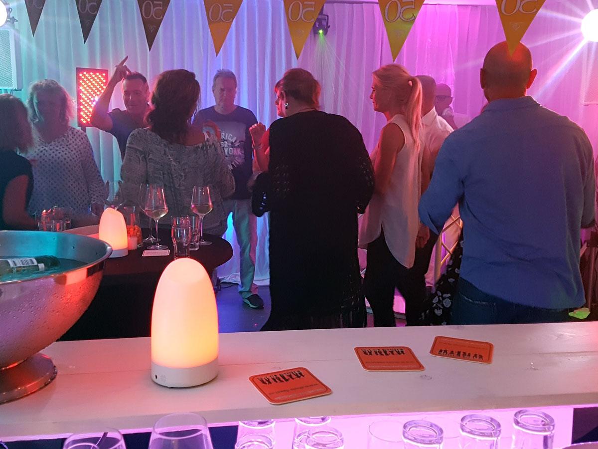 50 Jarig Verjaardagsfeest Thuis Vieren Bel Thuis Feest